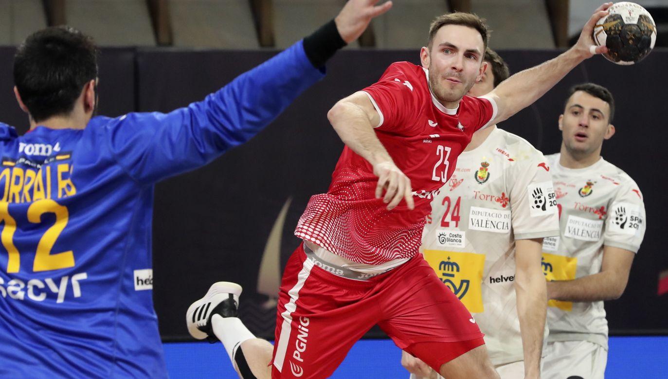 Polacy muszą pokonać Węgrów, by marzyćo ćwierćfinale MŚ(fot. PAP/EPA)