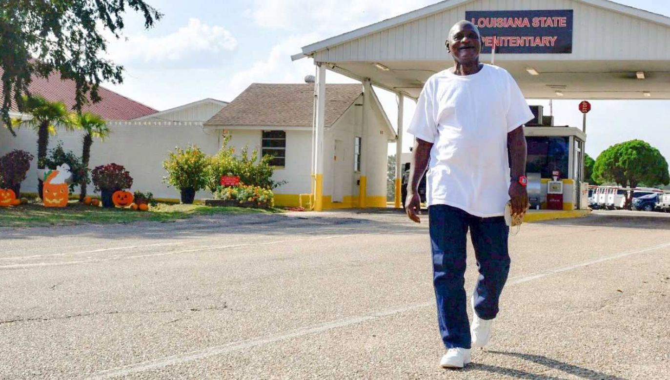 Fair Wayne Bryant został skazany na dożywocie (fot.  TT/Louisiana Parole Project)