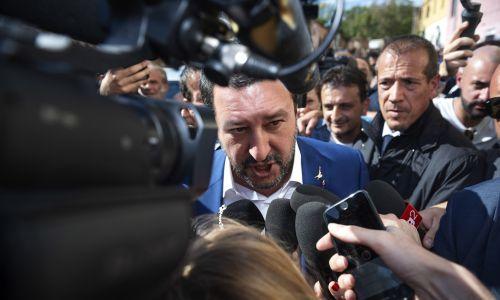 Wizyta w San Lorenzo, październik 2018 r. Fot. Antonio Masiello/Getty Images