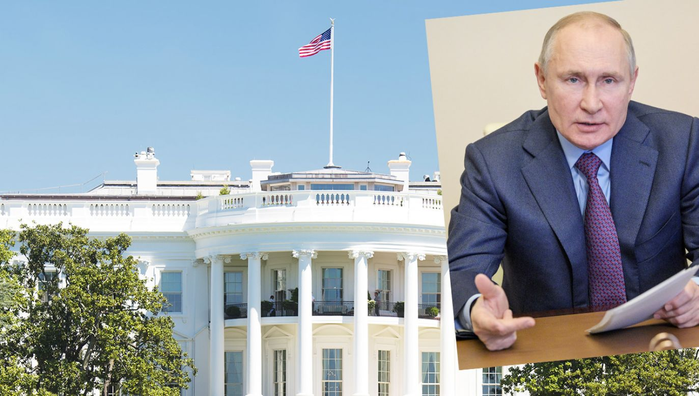 USA przestrzegają Rosję, UE apeluje (fot. Shutterstock; PAP/EPA/ALEXEI DRUZHININ / SPUTNIK / KREMLIN POOL)