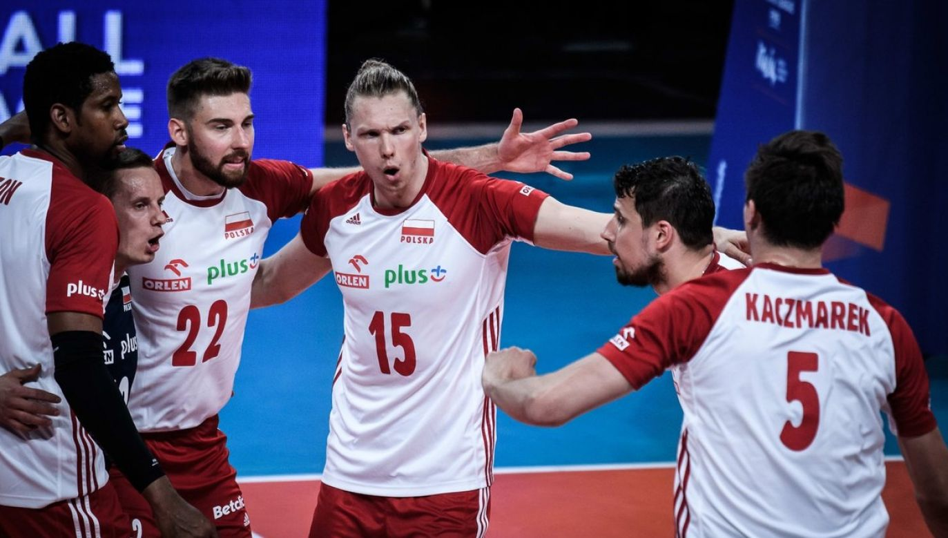 Photo: Twitter/ Polish Volleyball Association/PolskaSiatkowka
