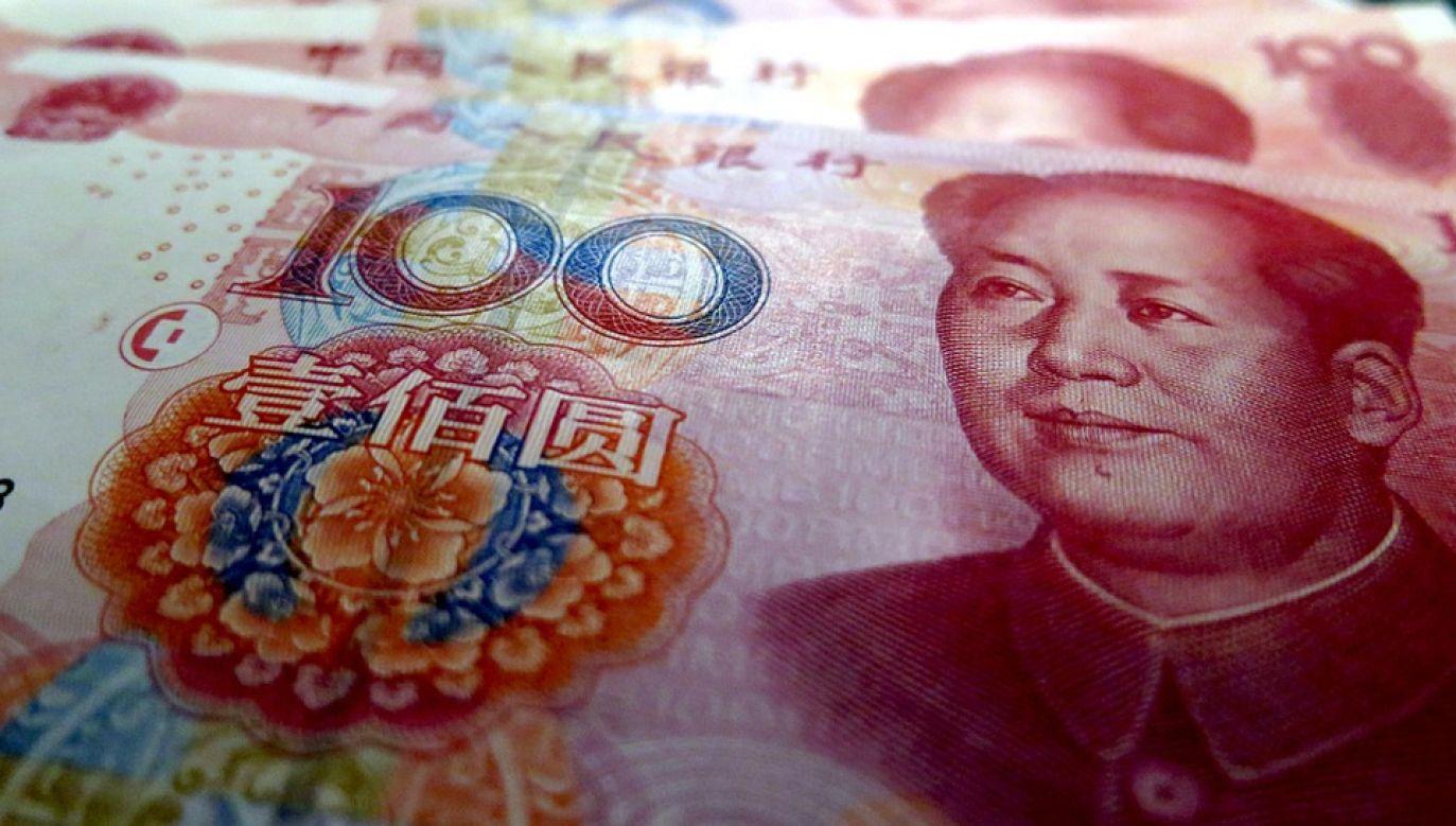 Chiny miały zaniżać kurs swojej waluty w stosunku do dolara w celu zwiększenia konkurencyjności eksportu (fot. Pixabay/moerschy)