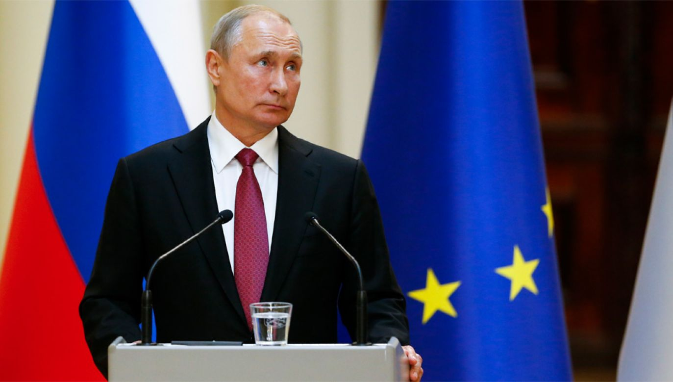 Rosja Władimira Putina została usunięta z grupy G8 po agresji na Ukrainę (fot. PAP/EPA/ALEXANDER ZEMLIANICHENKO/POOL)