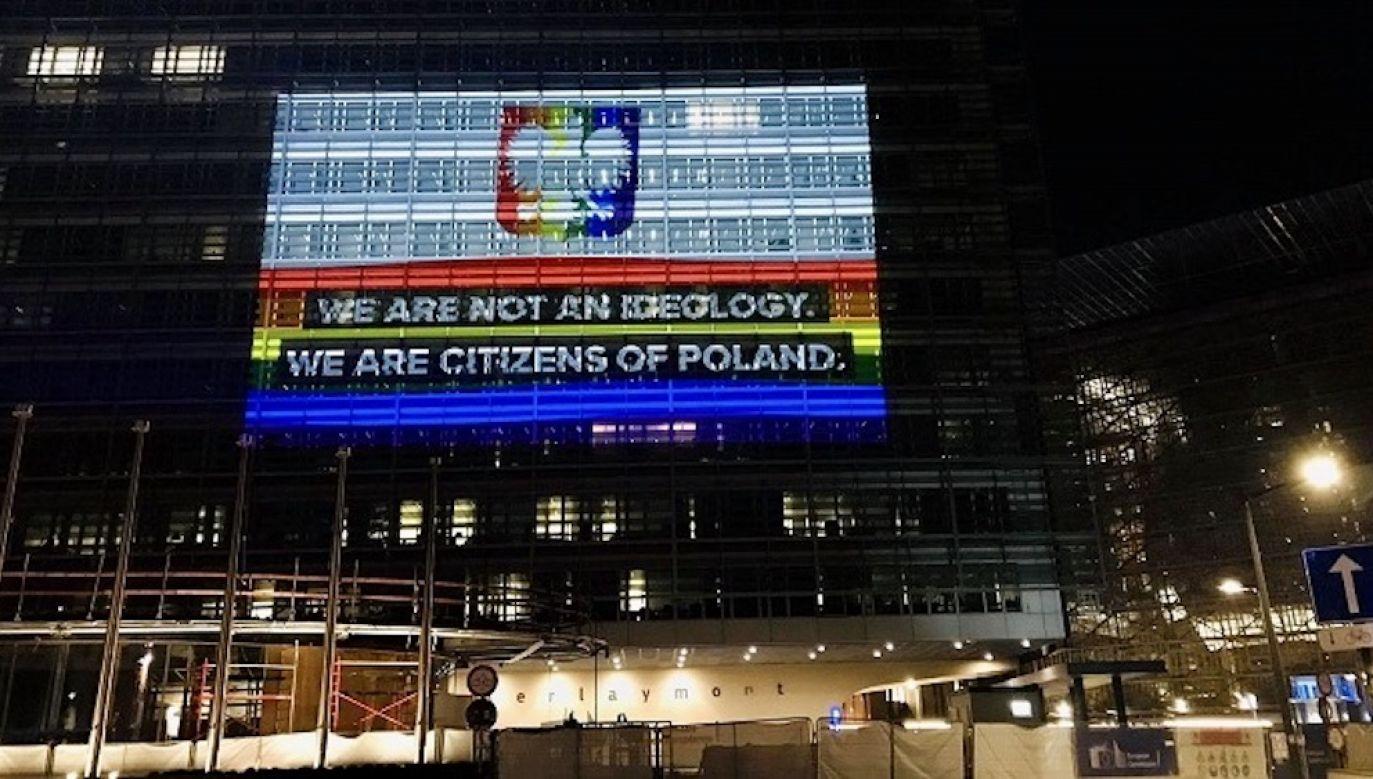 Wbrew twierdzeniom niektórych polityków lewicy w Polsce nie ma stref wolnych od LGBT (fot. Kampania Przeciw Homofobii)