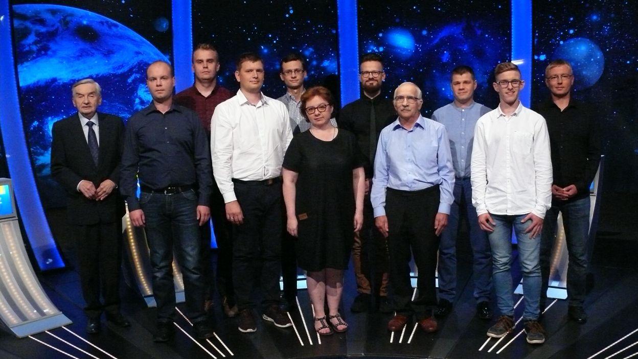 Zawodnicy 7 odcinek 115 edycji