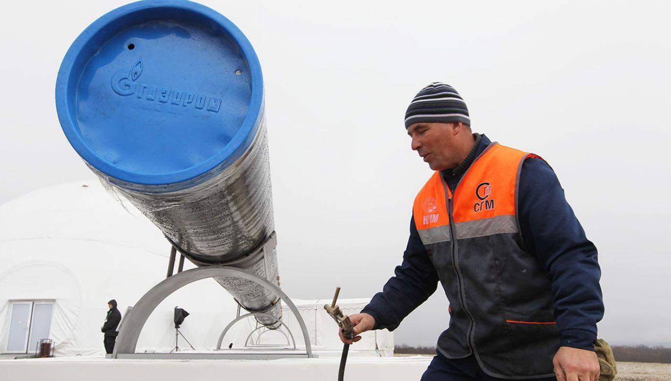 Gazprom drastycznie podnosi ceny gazu dla Serbii (fot. Sasha Mordovets/Getty Images)