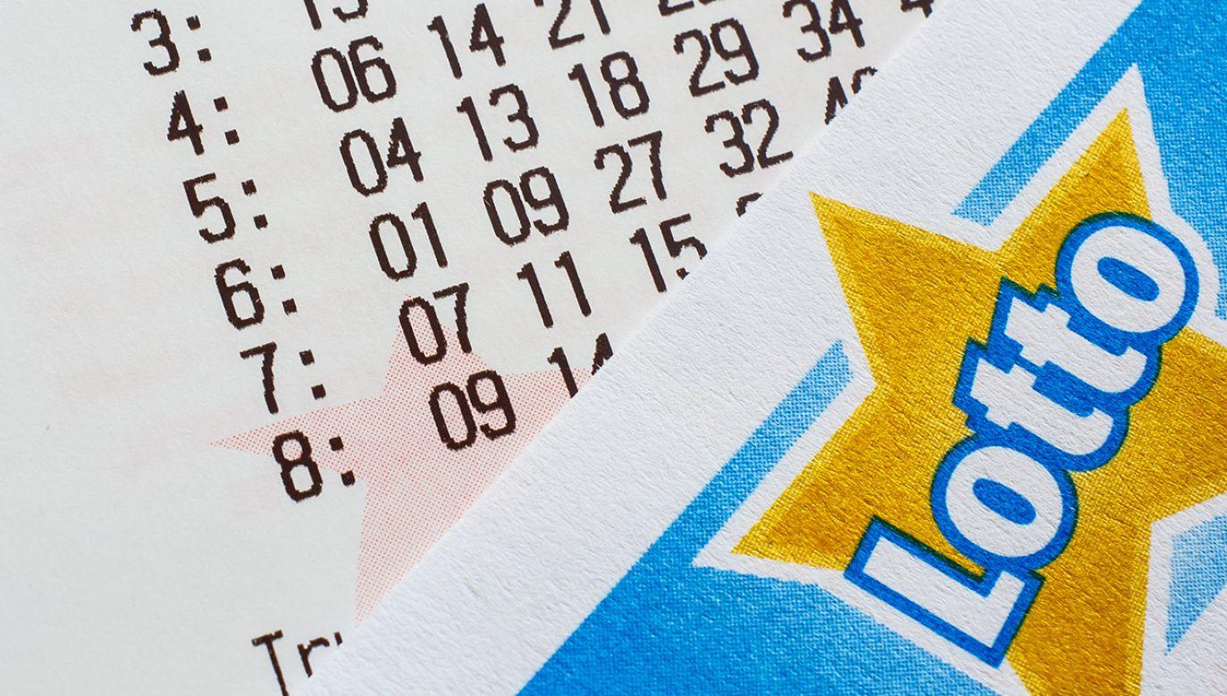 Wyniki losowania z dnia 19 czerwca (fot. Shutterstock)