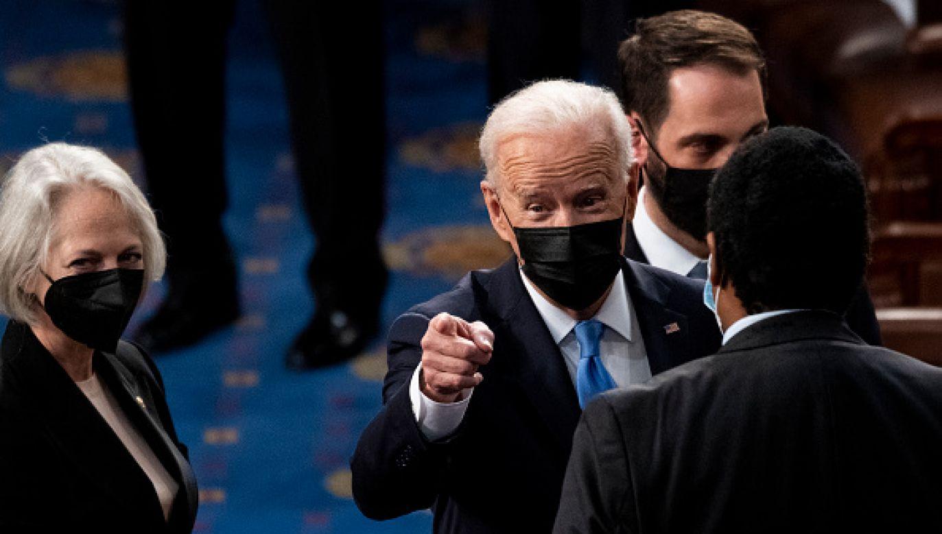 Kiedy dojdzie do spotkania Biden-Putin? (fot. Getty Images)