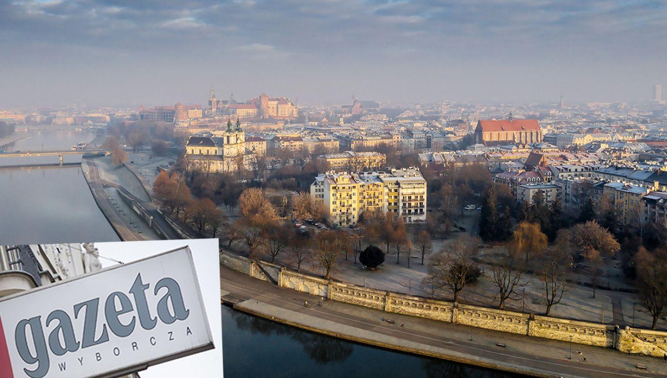 Przelewy pomiędzy krakowskim magistratem a Agorą S.A pod lupą blogera (fot. PAP/Łukasz Gągulski; gettyimages)