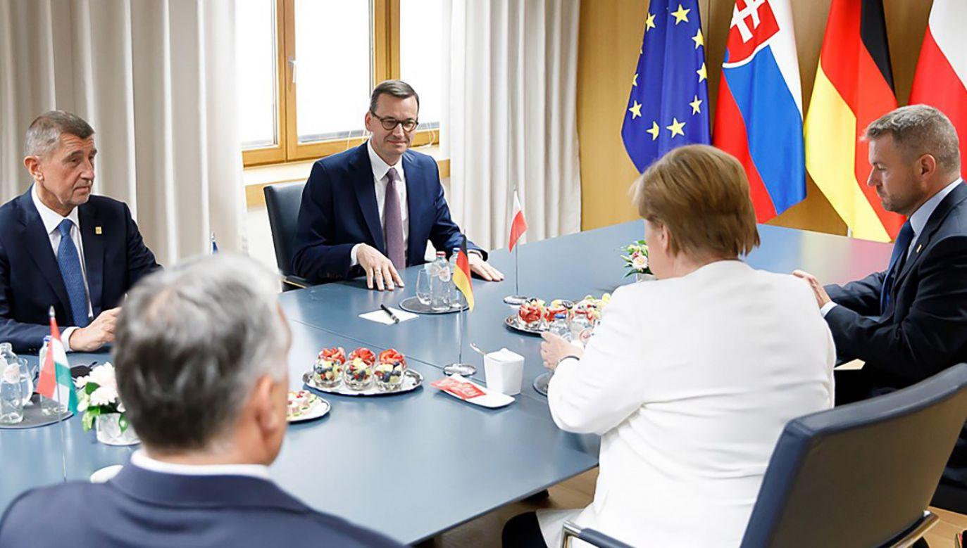 Jak wynika z nieoficjalnych informacji z ostatniego szczytu, negocjacje nt. obsady kierowniczych stanowisk w Unii były długie i burzliwe (fot. Krystian Maj/KPRM)