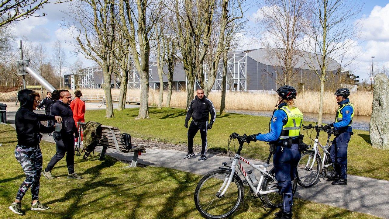 Władze Rotterdamu chcą zainstalować emitery dzwięku (zdjęcie ilustracyjne)(fot. Robin Utrecht/SOPA Images/LightRocket via Getty Images)