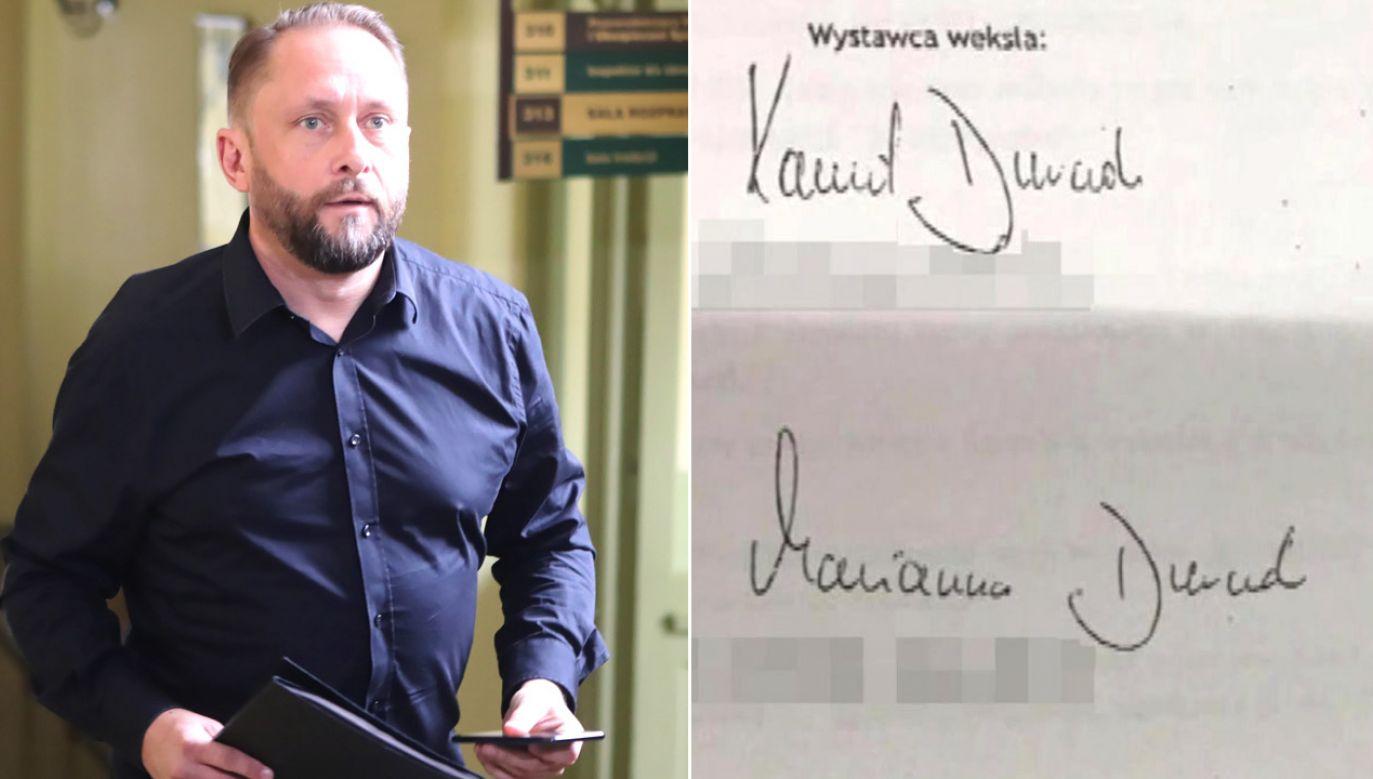 Sprawę bada prokuratura (fot. PAP/Roman Zawistowski/TVP Info)