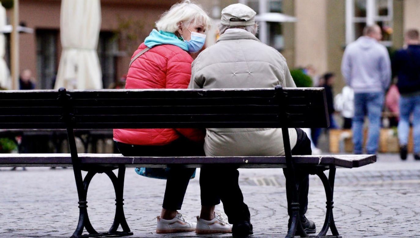 Chcieli sprawić babci urodzinową niespodziankę (fot. J.Arriens/Nur/Getty Images, zdjęcie ilustracyjne)