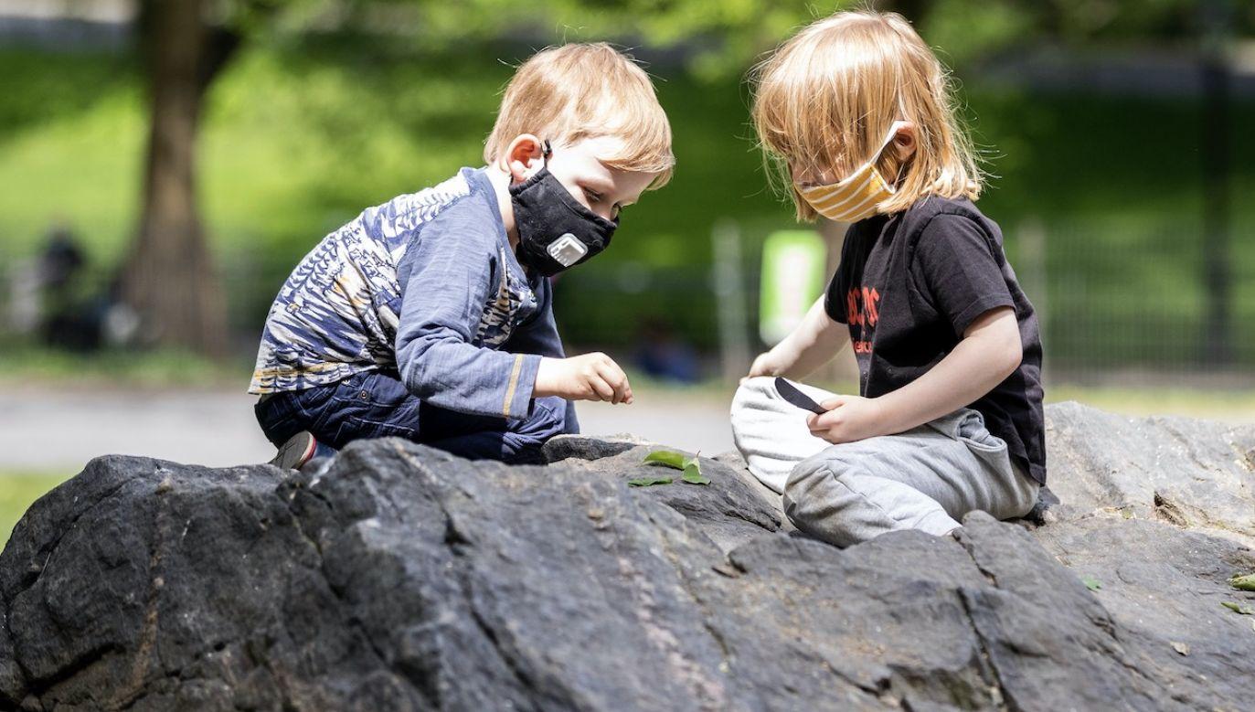 Ludzie powinni uważać, bo ciągle istnieje zagrożenie – stwierdził naukowiec (fot. Ira L. Black/Corbis via Getty Images)