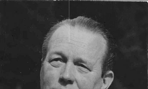 Michał Łomnicki (1921-1994) po wojnie pracował jako leśnik. Piwniczański kurier, który podczas wojny zajmował się przeprowadzaniem ludzi przez granicę. Fot. arch. Zofii Łomnickiej