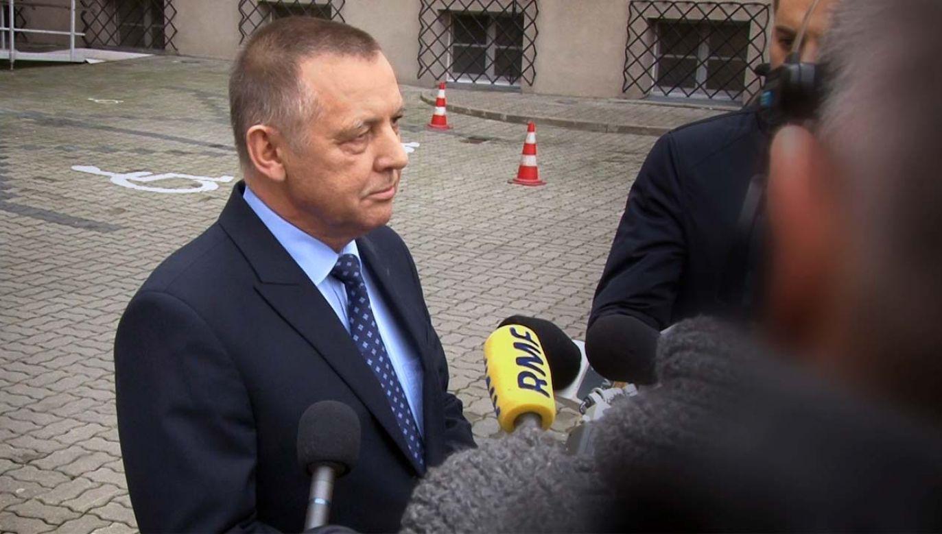 Prezes Najwyższej Izby Kontroli Marian Banaś (fot. NIK)