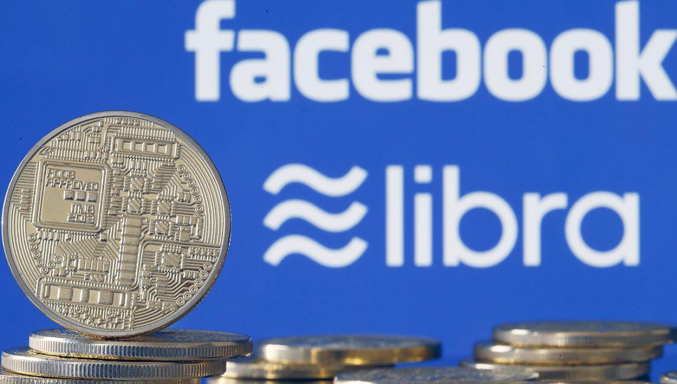 Kryptowaluta Libra miałaby pojawić się na rynku w 2020 roku (fot. Chesnot/Getty Images)