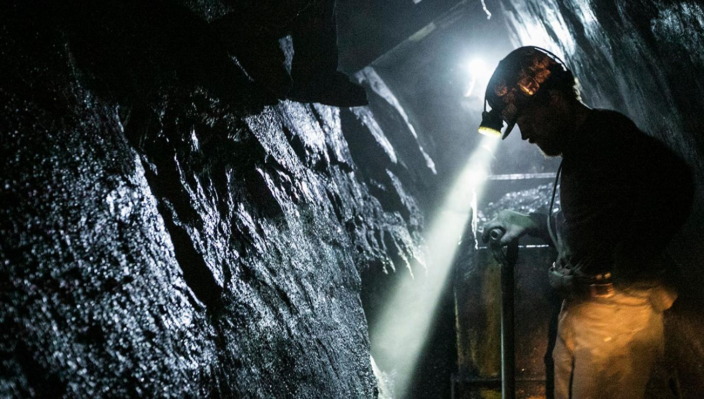 Prezydent złożył górnikom życzenia z okazji Barbórki (fot. Shutterstock/ironwas)
