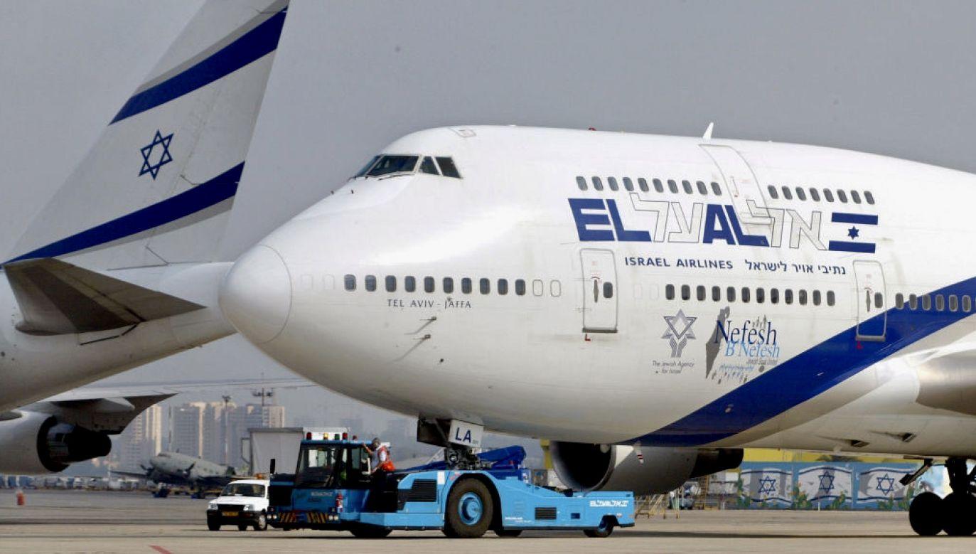 Rząd Izraela ma zawiesić ruch lotniczy (fot. D.Silverman/Getty Images)