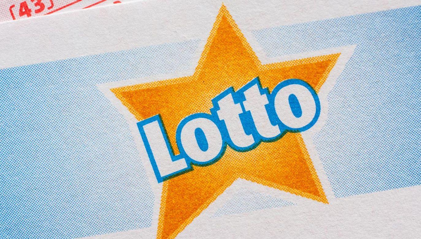 Wyniki losowania Lotto w niedzielę, 24 października (fot. Shutterstock)
