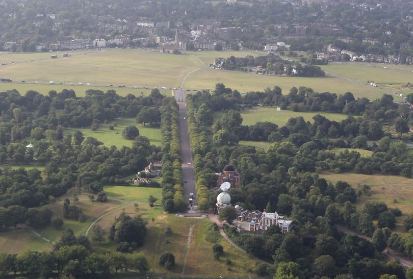 Greenwich Park (fot. Getty Images)