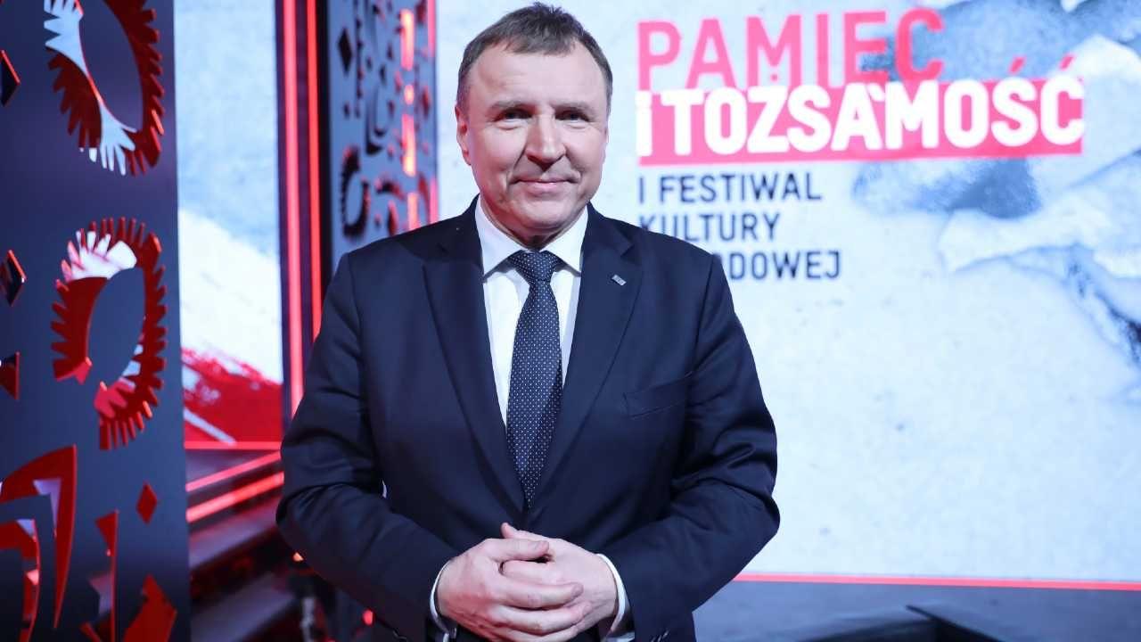 Nagrody wręczył między innymi prezes TVP Jacek Kurski (fot. PAP/Leszek Szymański)