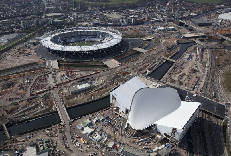 Stadion Olimpijski i Centrum Sportów Wodnych (fot. ODA)
