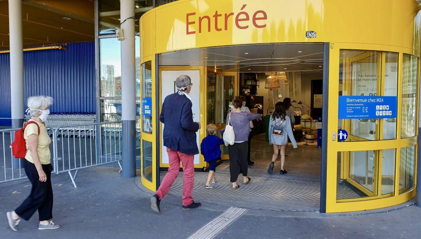 IKEA France skazana za szpiegostwo pracowników (fot. Marc Piasecki/Getty Images)