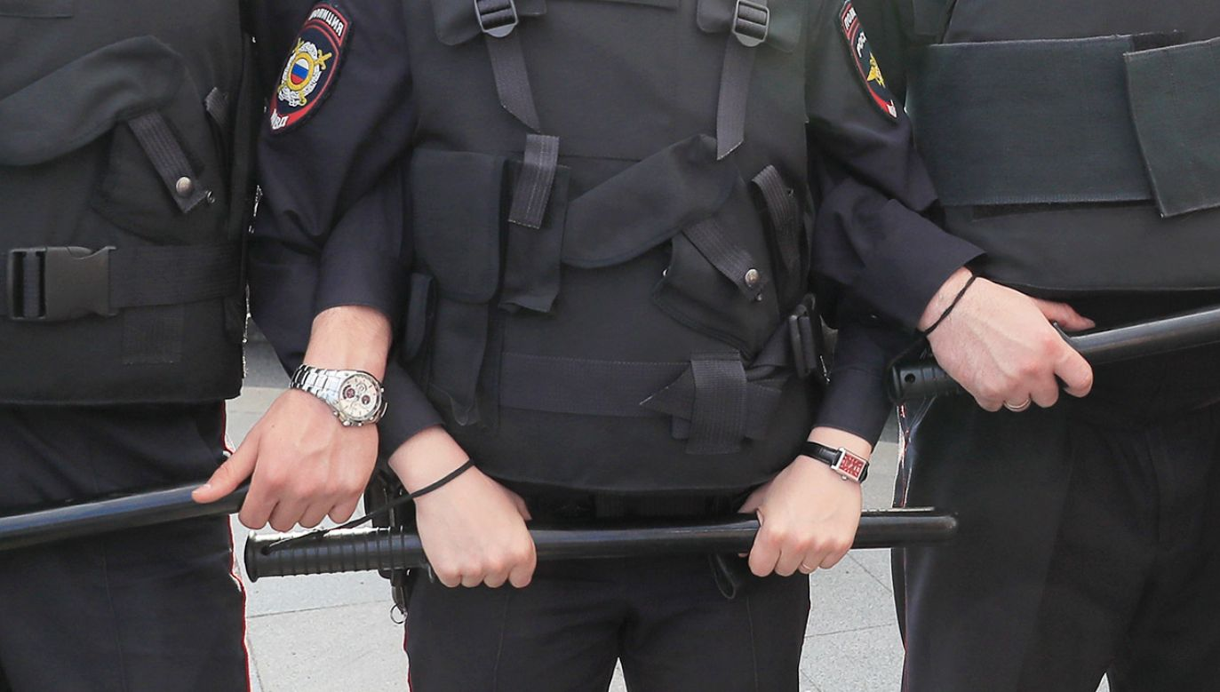 Zdaniem służb uczeni nie mieli prawa wygłaszać wykładów (fot. REUTERS/Tatyana Makeyeva)