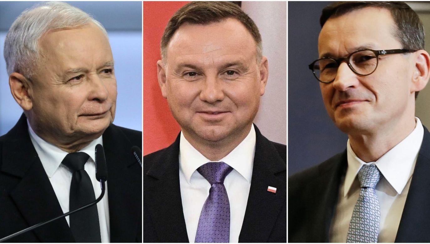 Photo: PAP/Leszek Szymański/Radek Pietruszka/Rafał Guz