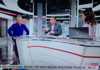 Od 7 stycznia TVP INFO dostępne tylko na terytorium Polski