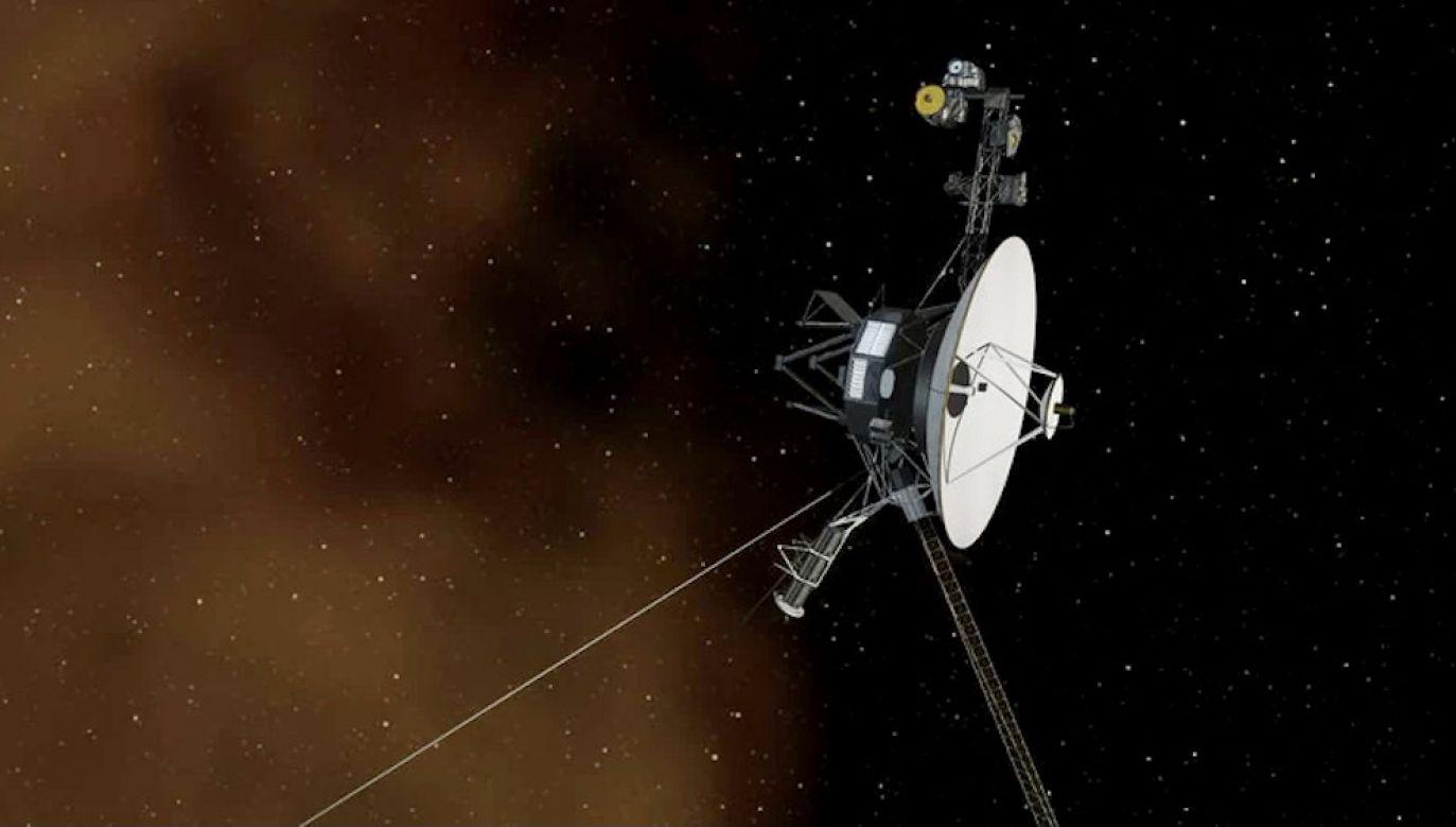 Sonda Voyager 1 opuściła  Układ Słoneczny  prawie dziesięć lat temu  (fot. Nasa)
