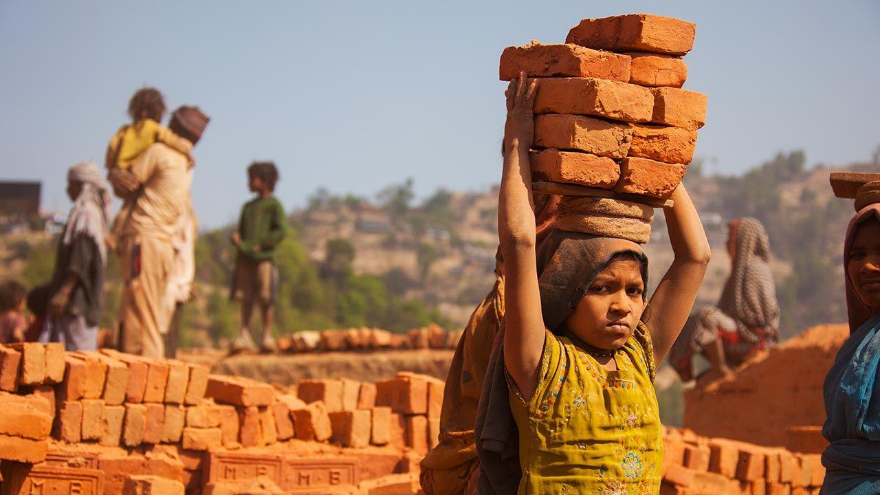 Liczba dzieci pracujących wzrosła po raz pierwszy od 20 lat (fot. Shutterstock/StanislavBeloglazov)