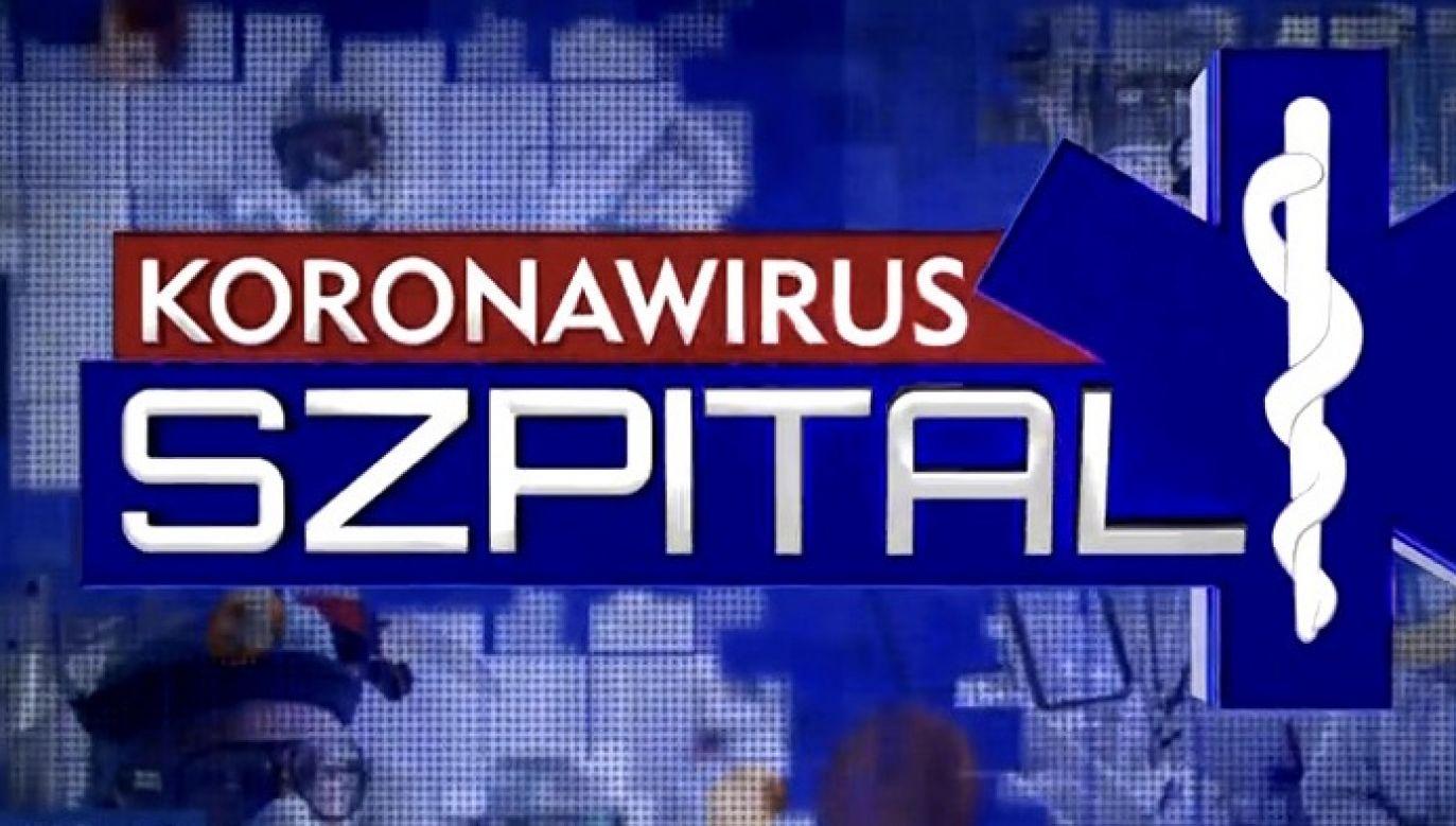 Na antenie TVP Info nowy program o walce z epidemią koronawirusa (fot. TVP Info)
