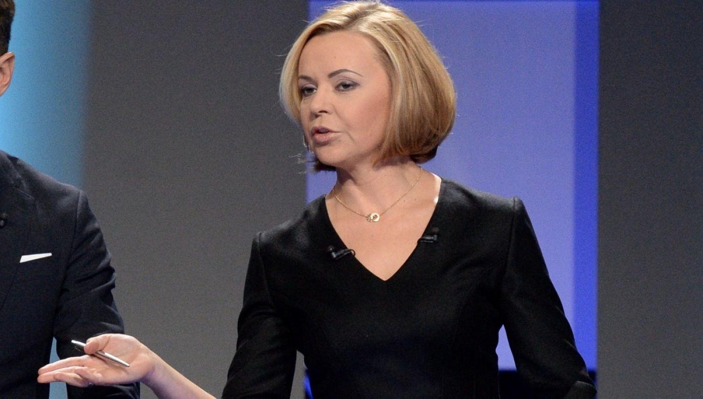 Pochanke od lat związana była z grupą TVN (fot. arch.PAP/Jacek Turczyk)