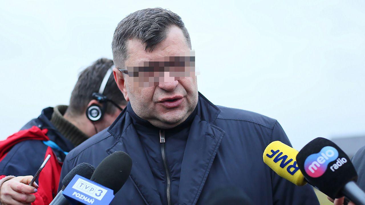 To nie pierwsze przesłuchanie w prokuraturze Zbigniewa S. (fot. arch. PAP/Tomasz Wojtasik)