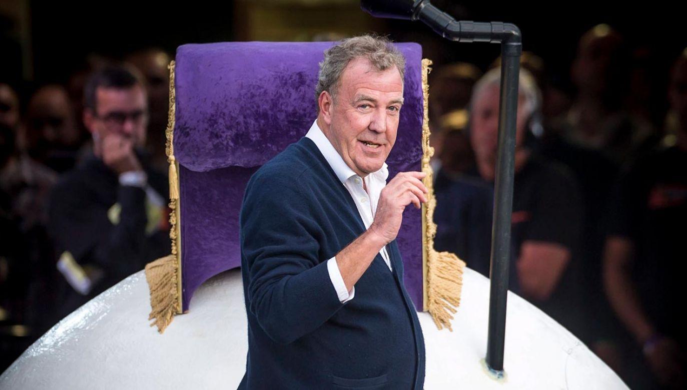 Jeremy Clarkson  (fot. PAP/PA/Danny Lawson)