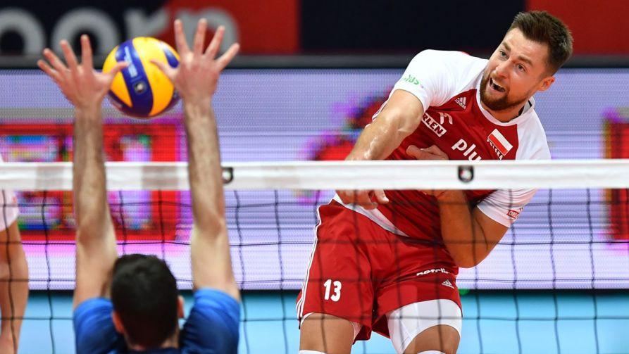 Pewne zwycięstwo Biało-Czerwonych (fot. PAP/Maciej Kulczyński)