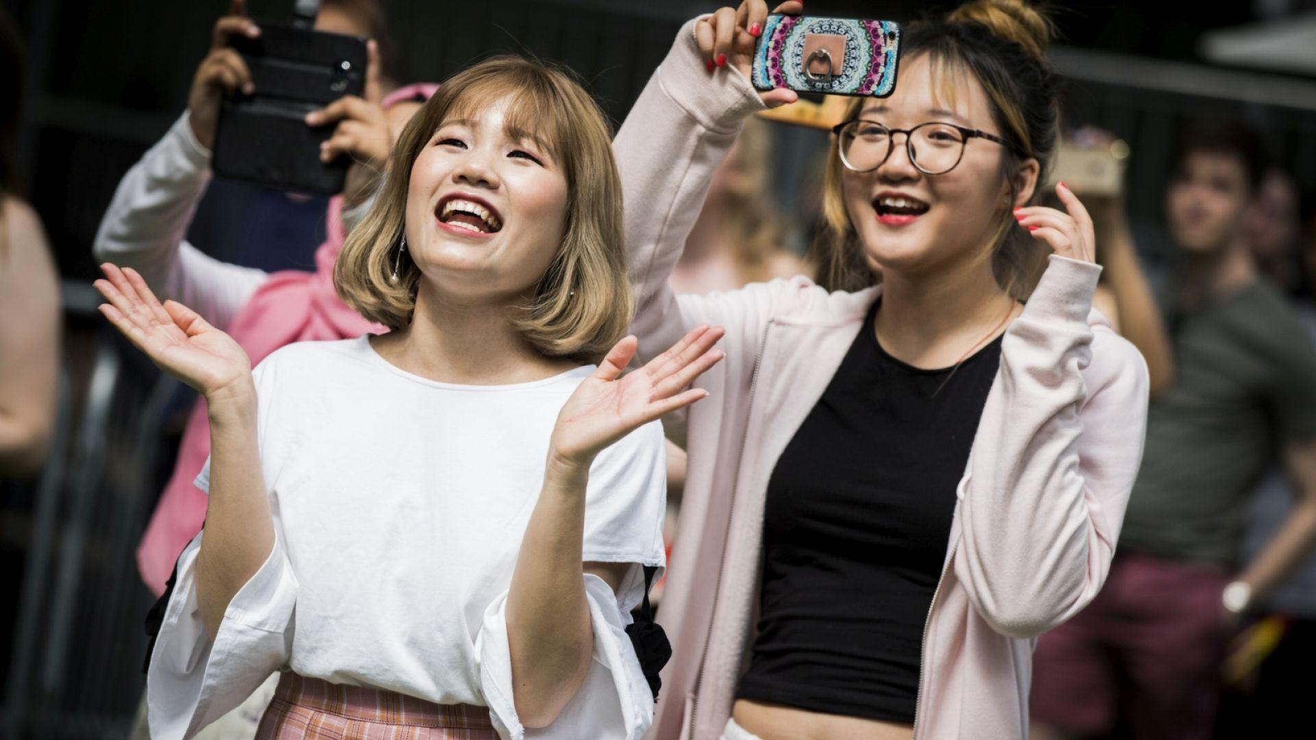 Kultura koreańska randki
