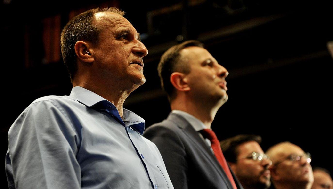 Zakończyła się jedna z bardziej egzotycznych kooperacji na polskiej scenie politycznej (fot. Forum/Bartosz Frydrych)