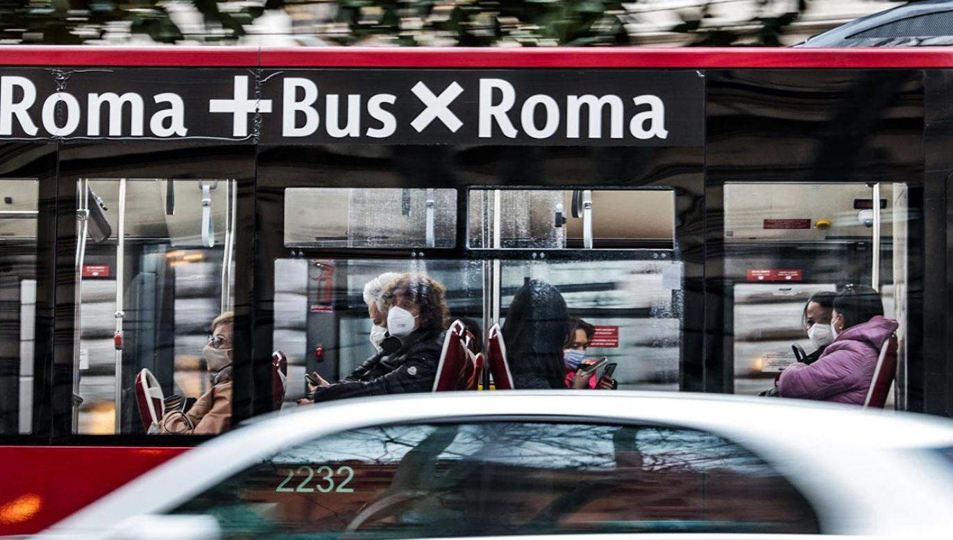 Firma przewozowa jest zadłużona (fot. Cristiano Minichiello/AGF/Universal Images Group via Getty Images)