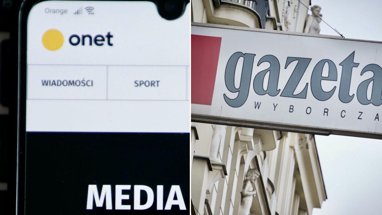 """Onet i """"Gazeta Wyborcza"""" piszą o tym, że rząd chciał wyprowadzić wojsko na ulice (fot. Beata Zawrzel/Jaap Arriens/NurPhoto via Getty Images)"""