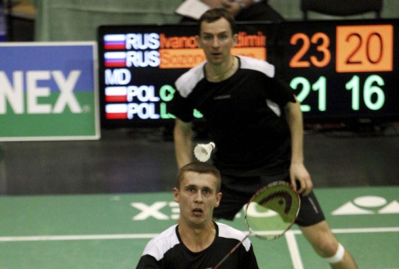 Adam Cwalina i Michał Łogosz (fot. PAP/Artur Reszko)