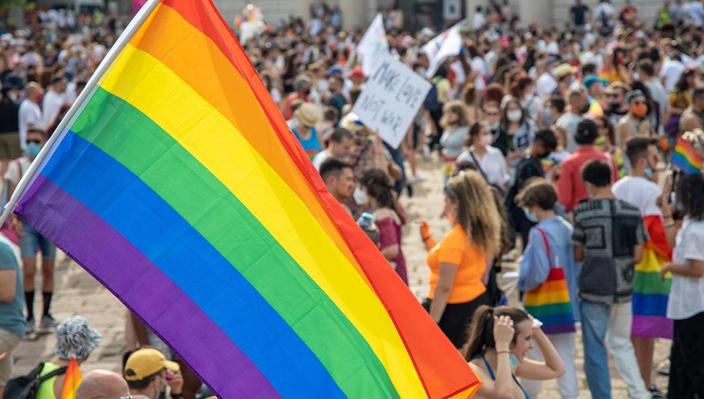 Podnoszono, że ustawa wprowadza ideologię LGBT i teorie genderowe do szkół (fot. Shutterstock/MilanoPE)