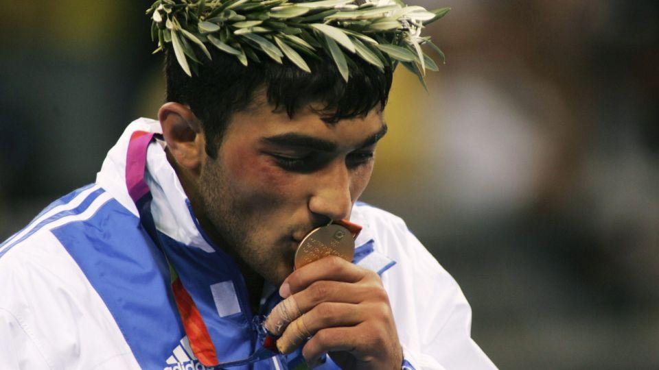 Powrot Greckiego Mistrza Olimpijskiego Z Emerytury Sport Tvp Pl