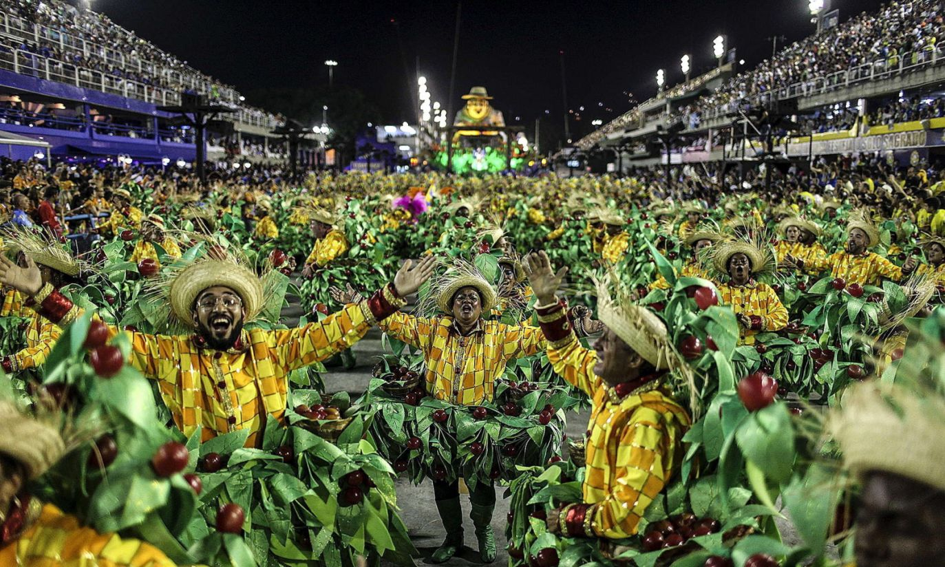 бразилия занимает 2 место по производству