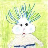 Wietrzak. Autor – Wiktor Osiadły, 7 lat, Babice
