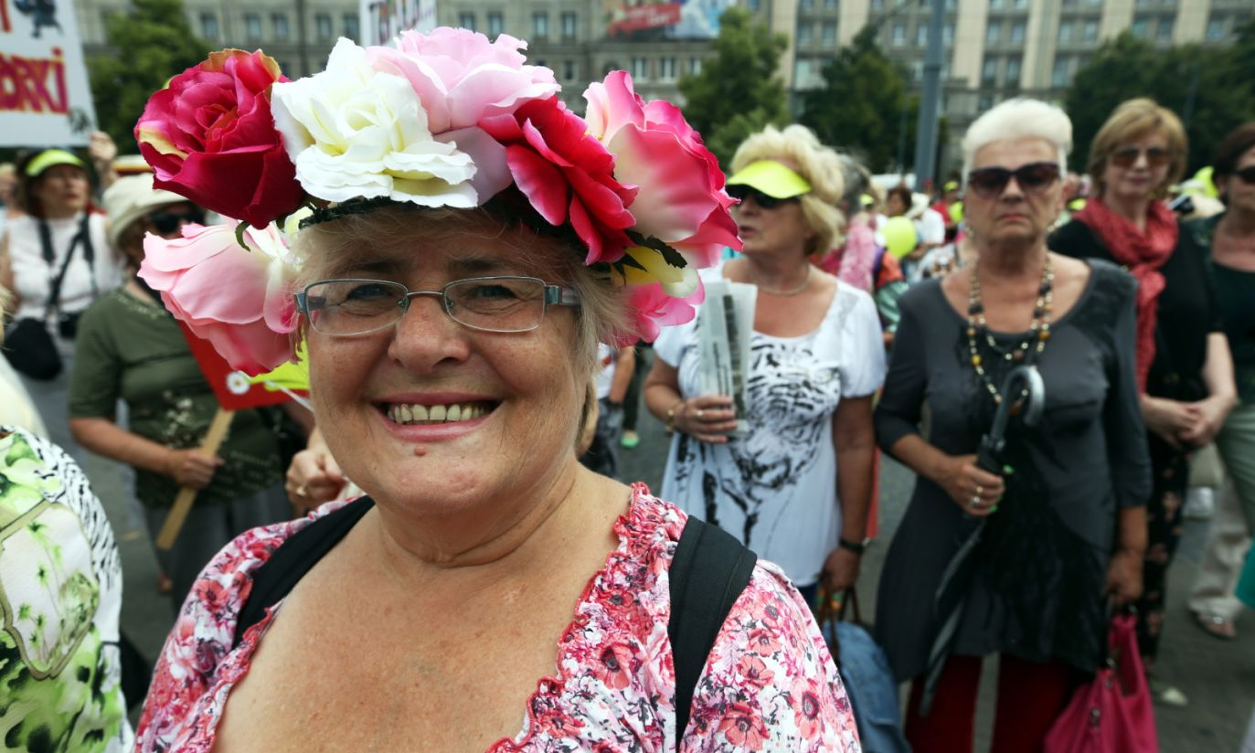 (fot. PAP/Tomasz Gzell)