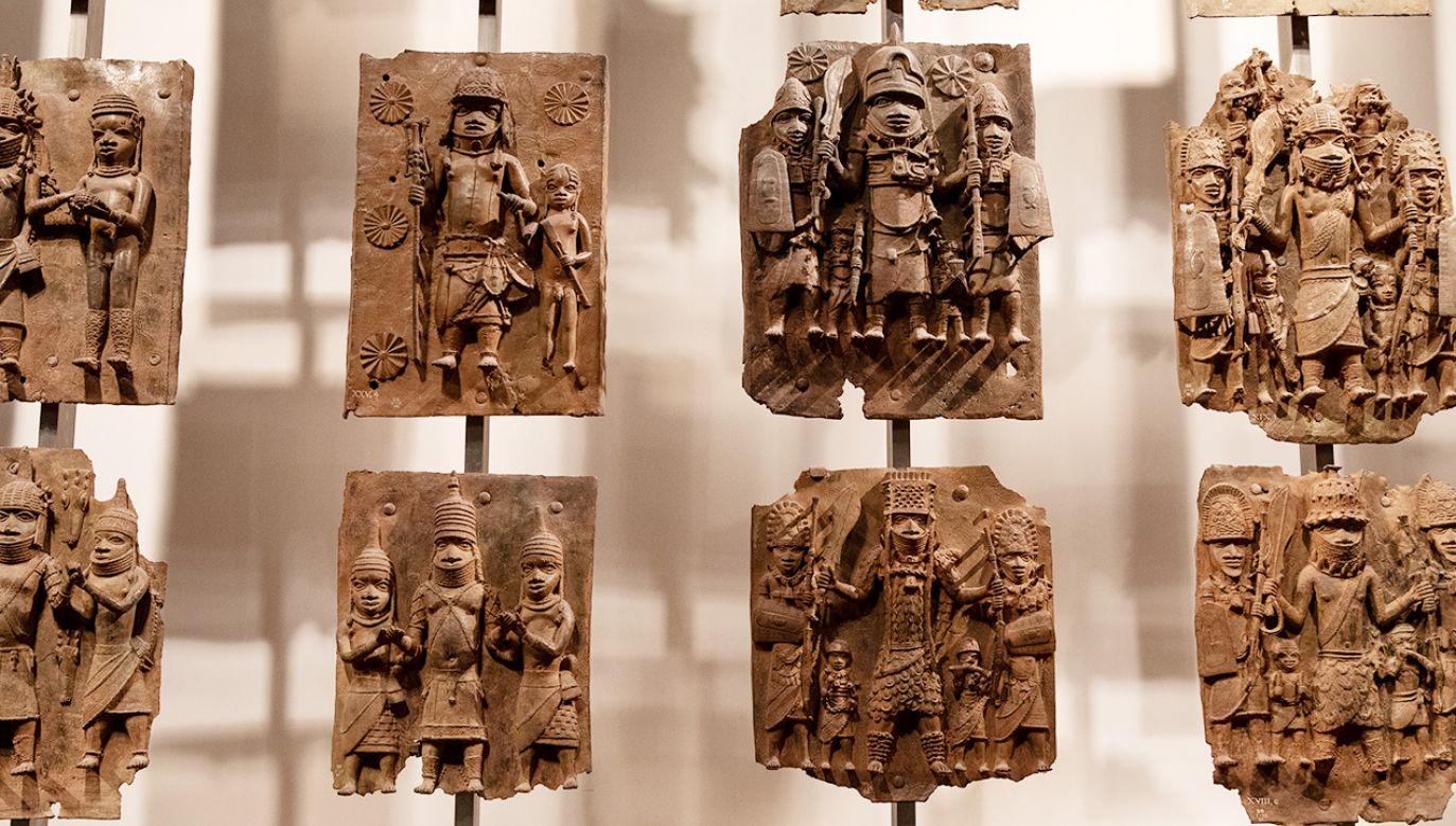 Brązy z Beninu (fot. Getty Images; zdjęcie ilustracyjne)