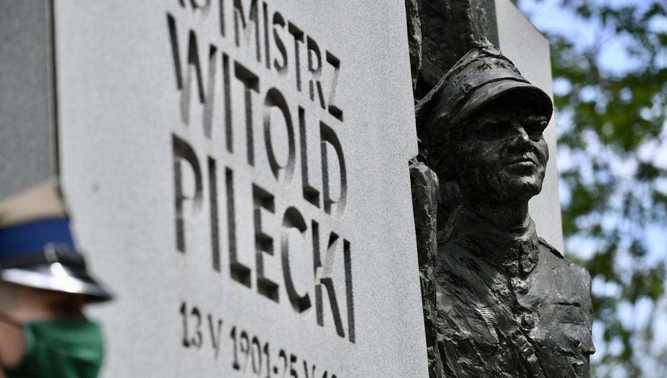 72 lat temu w więzieniu mokotowskim w Warszawie władze komunistyczne wykonały wyrok śmierci na rotmistrzu Witoldzie Pileckim, oficerze ZWZ-AK, który w 1940 r. dobrowolnie poddał się aresztowaniu i wywózce do Auschwitz (fot. PAP/Piotr Nowak)